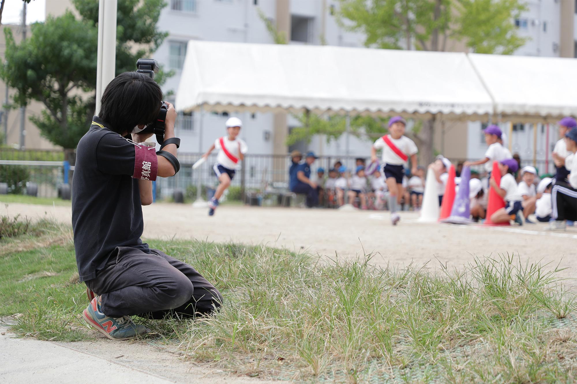 SCHOOL PHOTOのプロカメラマン集団